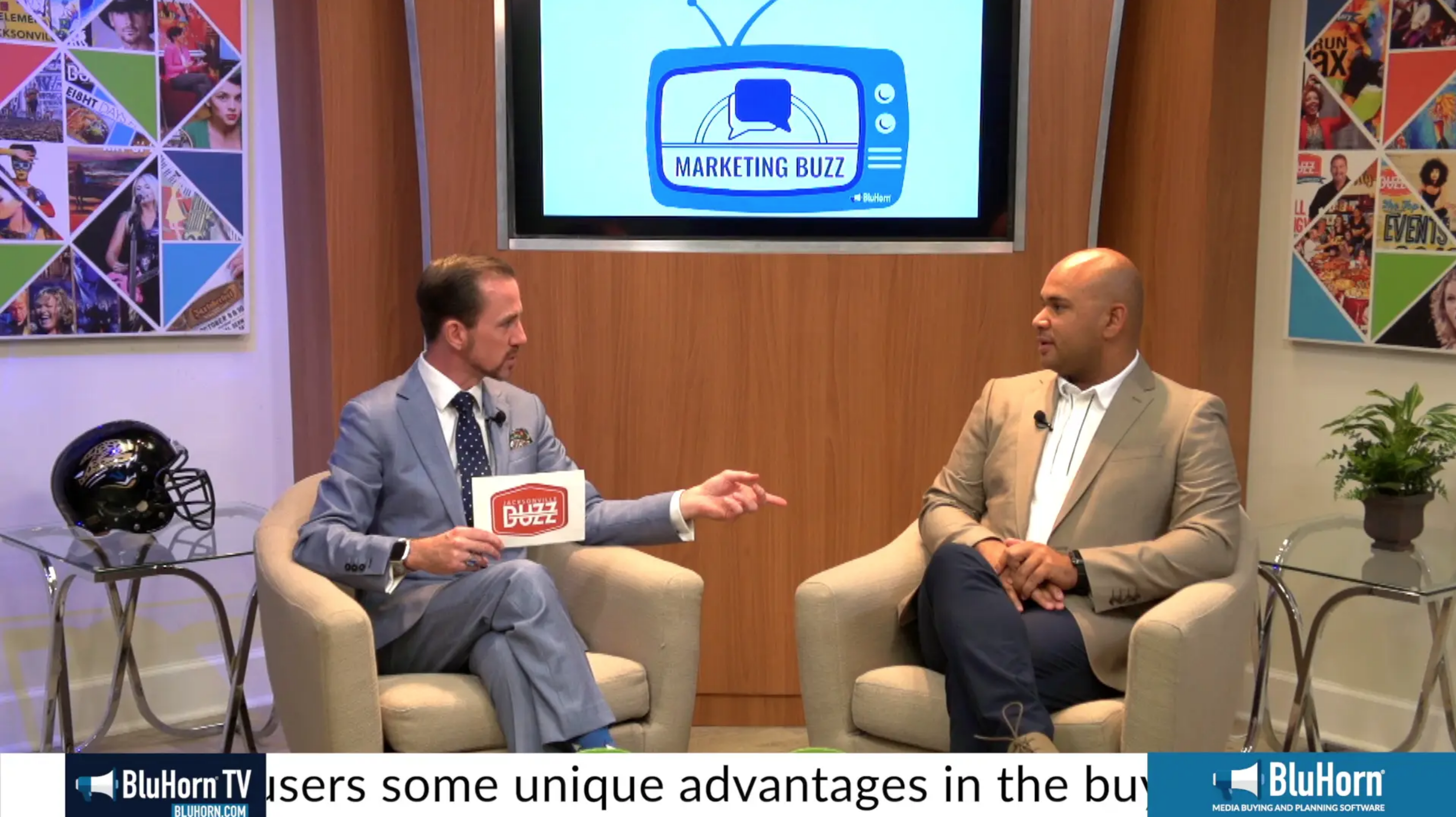 """Marketing Buzz"" with Ant Stroud from the Ant Stroud Group"