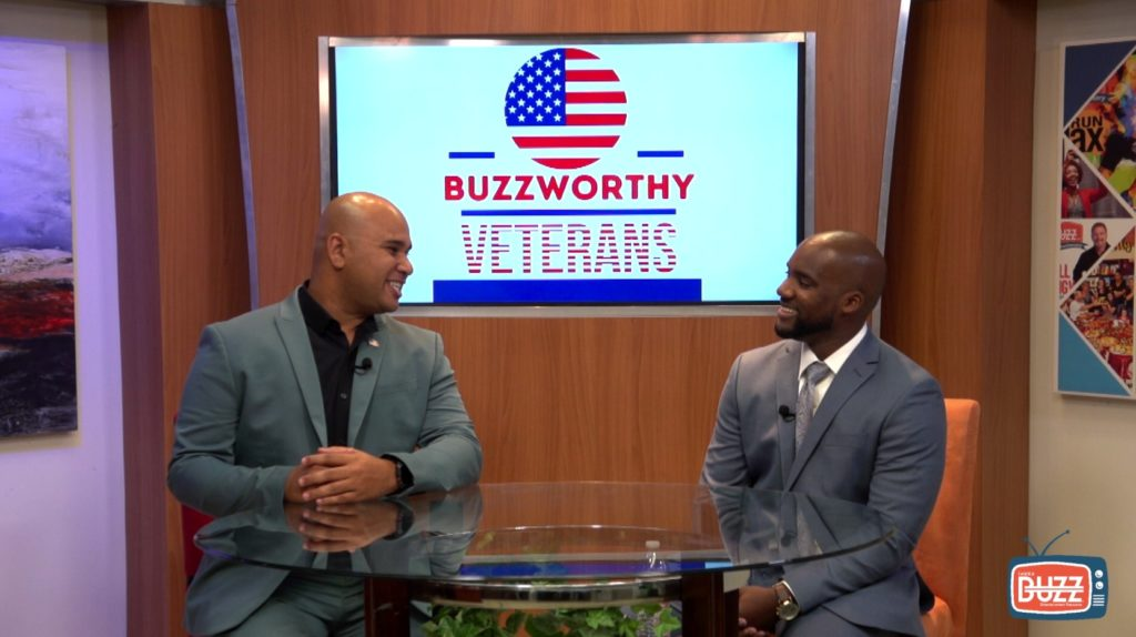"""Buzzworthy Veterans"" with Roy Blair from Karuka Consulting"