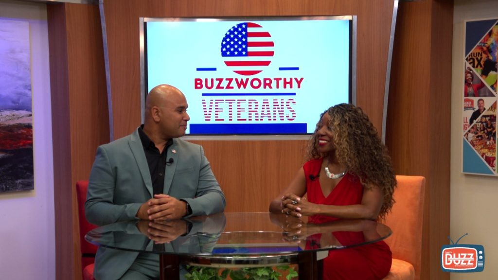 """Buzzworthy Veterans"" with Michelle Poiter from Michelle Speakz"
